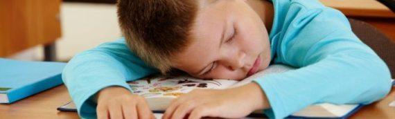 Tips voor het slapen gaan